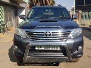 Used Toyota Fortuner 3.0 D-4D Auto Gauteng