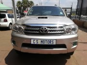 2011 Toyota Fortuner 3.0 D-4D 4x4 For Sale In Joburg East