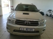 Used Toyota Fortuner 3.0 D-4D 4x4 Auto Gauteng