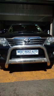 Used Toyota Fortuner 3.0D-4D Auto Gauteng