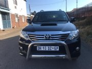 Used Toyota Fortuner 3.0 D-4D Heritage Auto Gauteng
