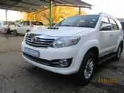 Used Toyota Fortuner 3.0D-4D 4x4 Limited Gauteng