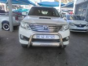 Used Toyota Fortuner 3.0D-4D 4x4 Auto Gauteng