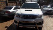 Used Toyota Fortuner 3.0 D-4D Heritage Gauteng