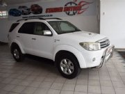 Used Toyota Fortuner 3.0 D-4D Raised Body Auto Gauteng