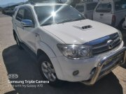 2009 Toyota Fortuner 3.0 D-4D Raised Body For Sale In Paarl