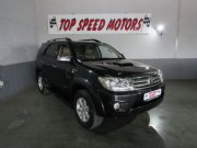 2010 Toyota Fortuner 3.0 D-4D Raised Body For Sale In Vereeniging