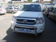 2011 Toyota Hilux 3.0 D-4D Heritage 4X4 Double Cab For Sale In Johannesburg CBD