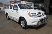 Used Toyota Hilux 2.5 D-4D Raider Raised Body Double Cab Gauteng