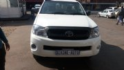 Used Toyota Hilux 1800 (Col-Shift) Single Cab Gauteng