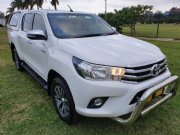 2016 Toyota Hilux 2.8GD-6 Double Cab Raider For Sale In Durban