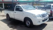 Used Toyota Hilux 2.5 D-4D S Single Cab Gauteng