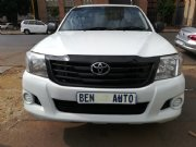 Used Toyota Hilux 2.7 VVTi Raider Raised Body Single Cab Gauteng