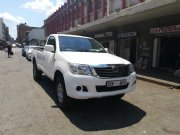 Used Toyota Hilux 2.5 D-4D SRX 4X4 Single Cab Gauteng