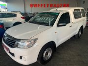 Used Toyota Hilux 2.5 D-4D Single Cab Western Cape