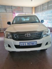 Used Toyota Hilux 2.0 VVTi S Single Cab Gauteng