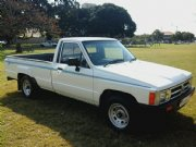 1997 Toyota Hilux 2400D LWB Single Cab For Sale In Durban
