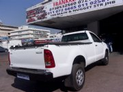 2015 Toyota Hilux 2.5 D-4D SRX 4X4 Single Cab For Sale In Johannesburg CBD