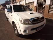 Used Toyota Hilux 2.5 D-4D Raider Raised Body Xtra Cab Gauteng