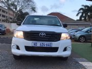 Used Toyota Hilux 2.0 VVTi Single Cab Kwazulu Natal