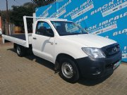 Used Toyota Hilux 2.0 VVTi Single Cab Gauteng