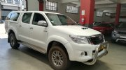 Used Toyota Hilux 3.0 D-4D Raider Raised Body Double Cab Gauteng