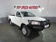 2016 Toyota Hilux 2.8GD-6 4x4 Raider For Sale In Vereeniging