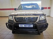 2013 Toyota Hilux 2.5D-4D Double Cab Raider Dakar Edition For Sale In Joburg East