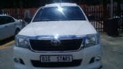 2011 Toyota Hilux 2.5 D-4D S Single Cab For Sale In Johannesburg CBD