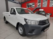 2021 Toyota Hilux 2.0 S (aircon) For Sale In Pietermaritzburg