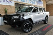2019 Toyota Hilux 2.4GD-6 Double Cab SRX Auto For Sale In Vereeniging