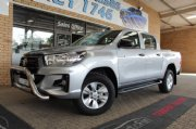 2020 Toyota Hilux 2.4GD-6 Double Cab SRX Auto For Sale In Vereeniging