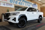 2017 Toyota Hilux 2.8GD-6 Double Cab 4x4 Raider Auto For Sale In Vereeniging