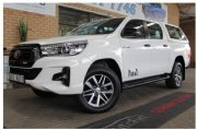 2018 Toyota Hilux 2.8GD-6 Double Cab Raider For Sale In Vereeniging