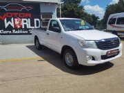 2013 Toyota Hilux 2.0 For Sale In Johannesburg