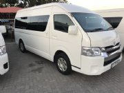 Used Toyota Quantum 2.7 Panel Van Western Cape