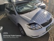 Used Toyota RunX 140i RT Western Cape