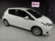2012 Toyota Yaris 1.3 XR 5dr For Sale In Cape Town