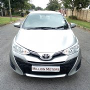 2019 Toyota Yaris 1.5 Xi For Sale In Joburg East