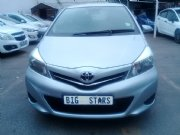 2012 Toyota Yaris 1.3 For Sale In Johannesburg CBD