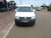 Used Volkswagen Caddy 1.9 TDi Panel Van Gauteng