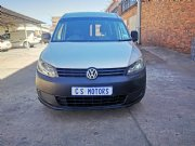 2014 Volkswagen Caddy Maxi 2.0TDI Crew Bus For Sale In Joburg East
