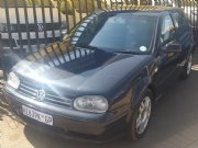Used Volkswagen Golf 4 GTi 1.8T Executive Gauteng