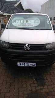 2013 Volkswagen Transporter 2.0TDI For Sale In Joburg East