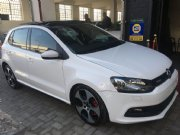 2013 Volkswagen Polo GTi 1.4TSi DSG For Sale In Johannesburg CBD