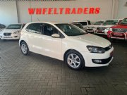 Used Volkswagen Polo 1.6 Comfortline Western Cape