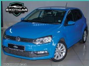 Used Volkswagen Polo 1.2 TSI Highline Auto Gauteng