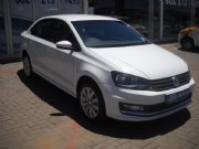 2017 Volkswagen Polo Sedan 1.6 Comfortline For Sale In Centurion