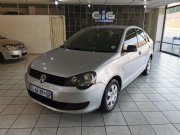 Used Volkswagen Polo Vivo Sedan 1.6 Gauteng