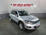 2013 Volkswagen Tiguan 1.4 TSi BlueMotion Trend and Fun (90KW) For Sale In Vereeniging